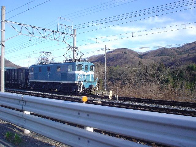 セメント列車