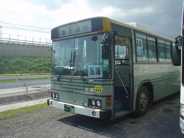 富士急バスとジオン兵