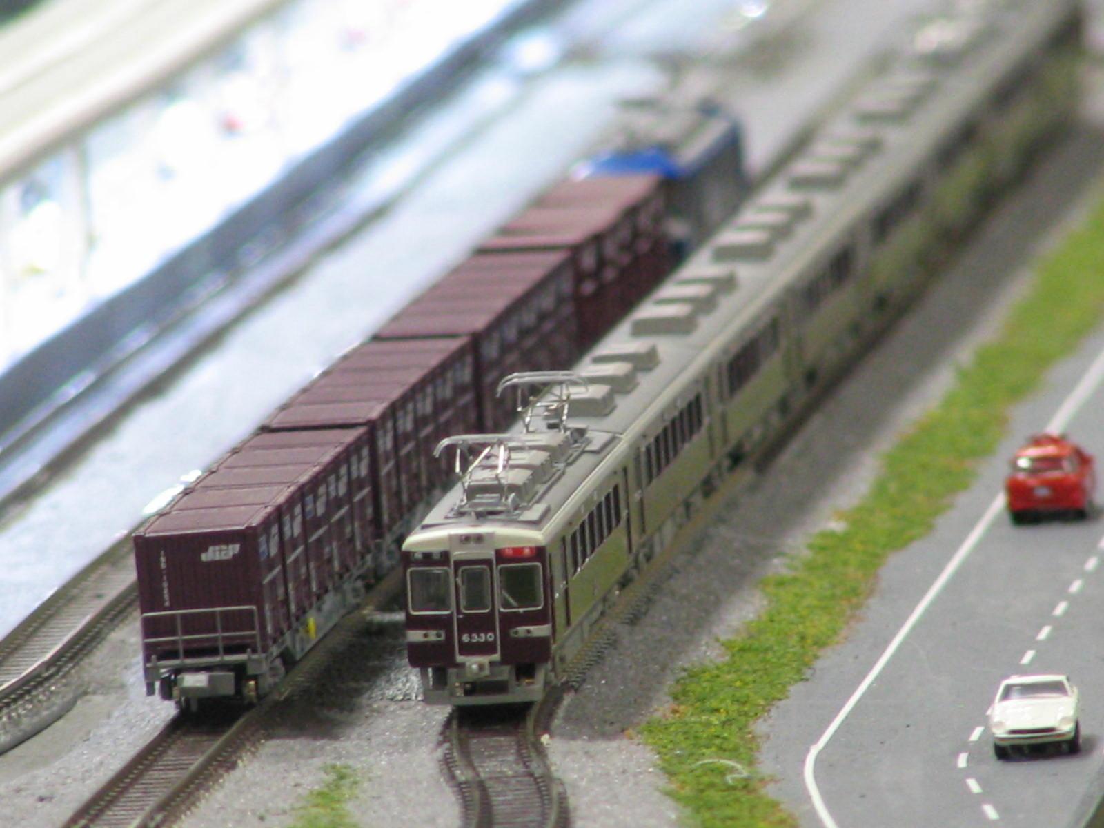 鉄道コレクション阪急6330形