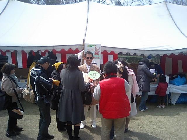【続報】鹿せんべい飛ばし大会2007