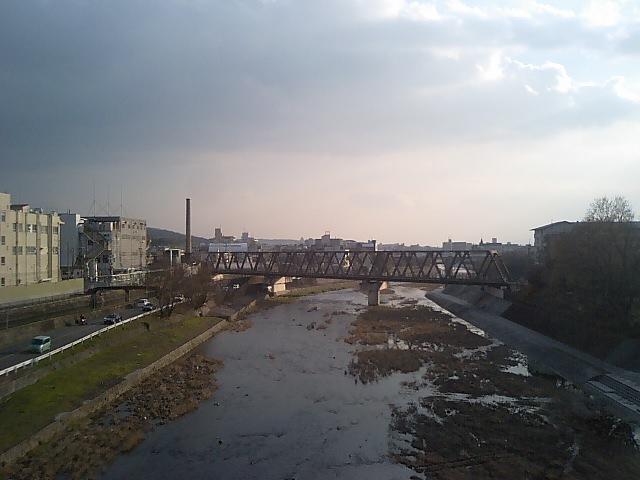 もしくは加茂川