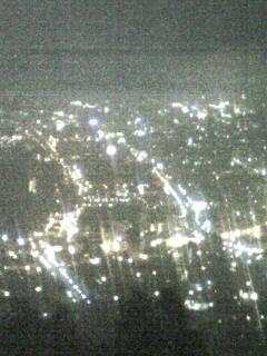 函館の夜景見てます